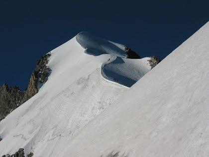 Piz Bernina - Biancograt - 2007